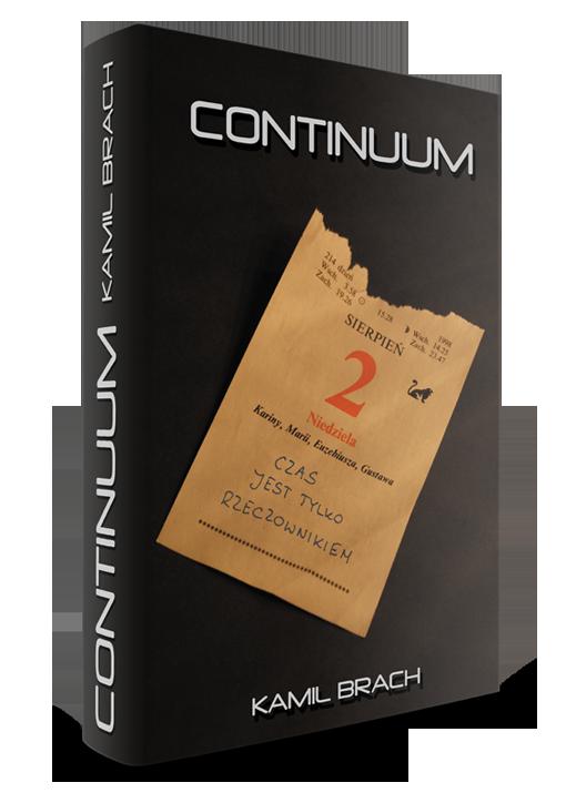 Okładka - Continuum